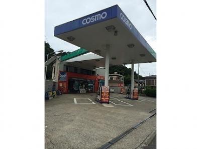 コスモ石油 セルフすずかけ通りSS◆5014の求人画像