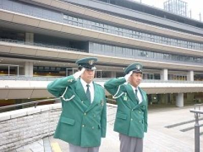競馬セキュリティサービス株式会社(JRA東京競馬場内)の求人画像