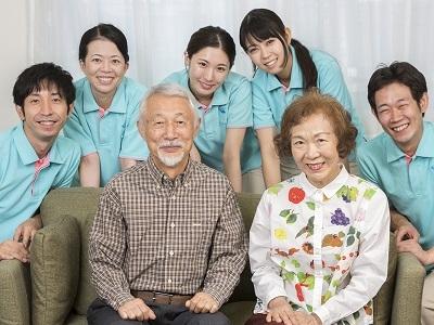 デイサービスセンター浜田山【TOKYO働きやすい福祉の職場宣言事業認定事業所】の求人画像