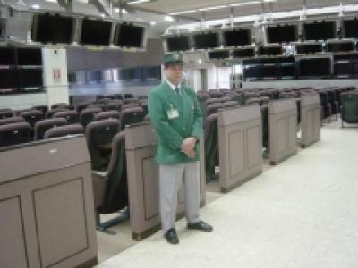 競馬セキュリティサービス株式会社 汐留営業所の求人画像