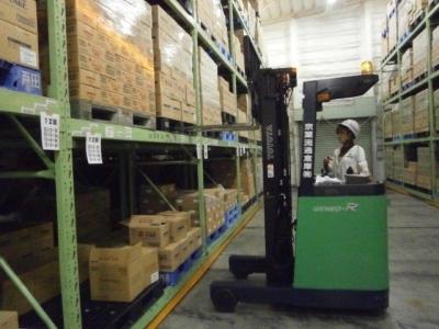 京葉流通倉庫株式会社 越谷第一営業所の求人画像