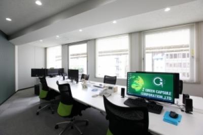 グリーンカプセルコーポレーション株式会社の求人画像