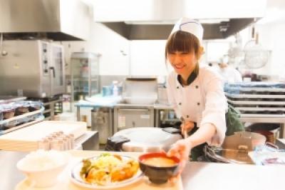 中国中央病院内レストランの求人画像