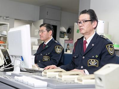 高栄警備保障株式会社 錦糸町地区の求人画像