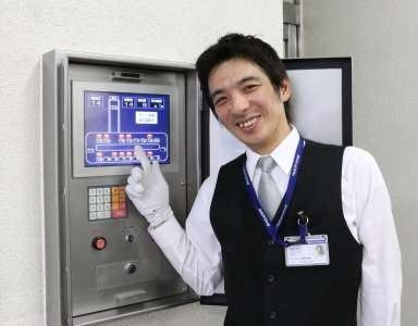 タイムズサービス JR新宿ミライナタワー駐車場の求人画像
