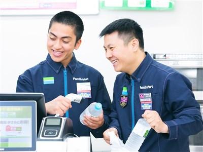 ファミリーマート 西仙北SA店の求人画像