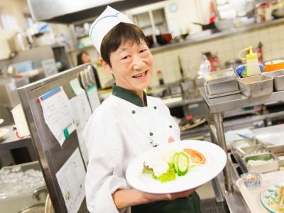 大田市立病院内レストランの求人画像
