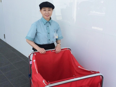 中越クリーンサービス株式会社 福島事業所の求人画像