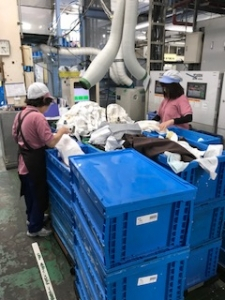 共同リネンサプライ株式会社 下丸子工場の求人画像