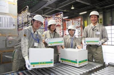 ヤマト運輸株式会社 東京ベースの求人画像