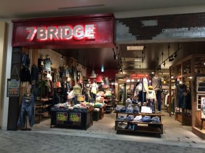 7BRIDGE イオンモール茨木店の求人画像