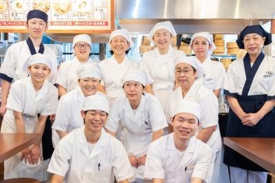 丸亀製麺 福岡賀茂店の求人画像