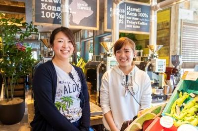 コナズ珈琲 垂水店の求人画像