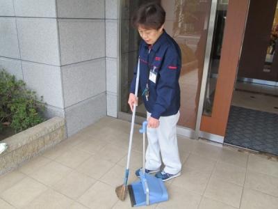 ポレスター東所沢リーモ 管理事務室の求人画像