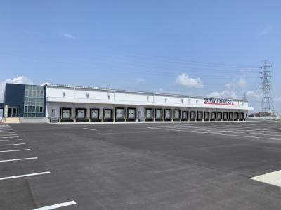 有限会社大輪輸送 名古屋共配センターの求人画像