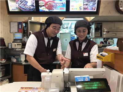 すき家 309号堺黒山店の求人画像