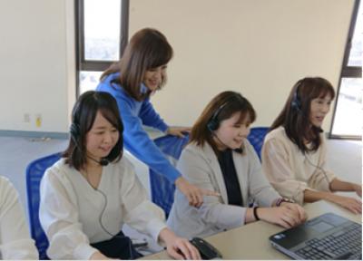 株式会社ベルーナコミュニケーションズ 電話受付センターの求人画像