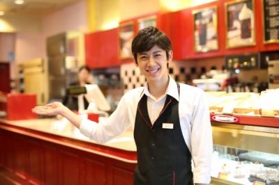 カフェ・ベローチェ 三崎町店の求人画像