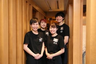笑笑 米子駅前店の求人画像