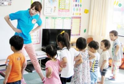 ペッピーキッズクラブ 福井中央教室の求人画像