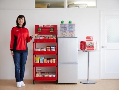 オフィスグリコ横浜関内販売センターの求人画像