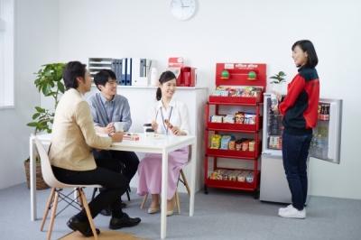 オフィグリコ武蔵小杉販売センタ-の求人画像