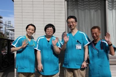 イオンディライト株式会社 大和徳洲会病院の求人画像