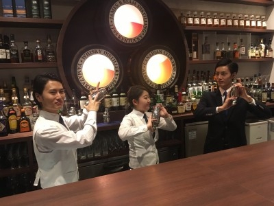 LOBBY LOUNGE 東京 HIBIYA BARの求人画像