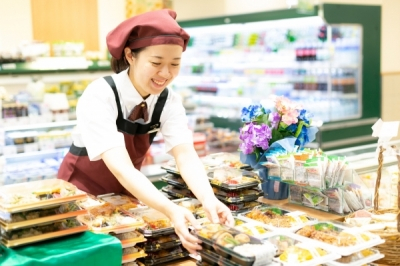 プレッセプレミアム東京ミッドタウン店の求人画像
