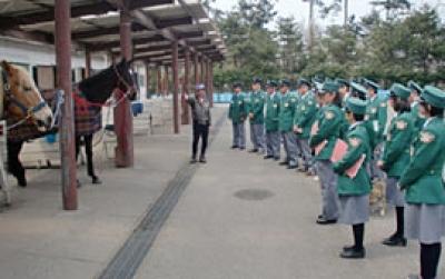 競馬セキュリティサービス株式会社(JRA中京競馬場内)の求人画像