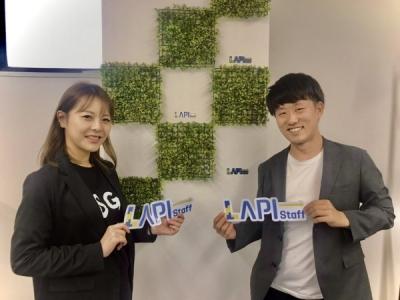LAPI-Staff株式会社の求人画像