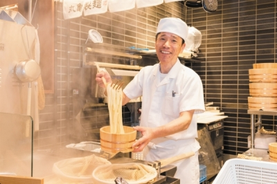 丸亀製麺 横浜泉店の求人画像