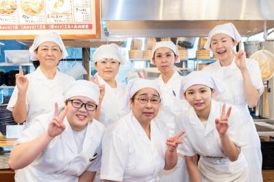 丸亀製麺 旭店の求人画像