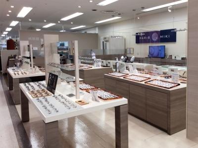 メガネパリミキ 湘南とうきゅう店の求人画像