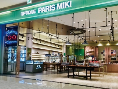 OPTIQUE PARIS MIKI イオンモールむさし村山店の求人画像