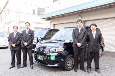 日本交通立川株式会社南多摩営業所の求人画像