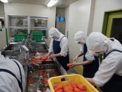 千葉市こてはし学校給食センターの求人画像